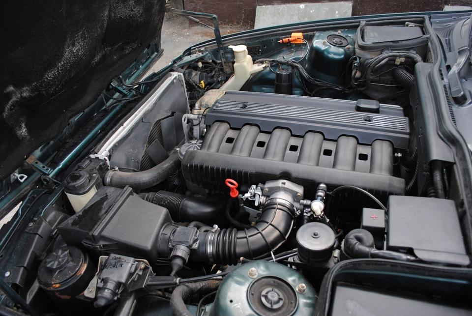 Ремонт двигателя бмв е39 своими руками