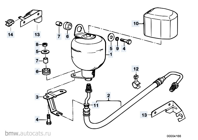 S220A элементы системы постоянного клиренса (гидроподкачка)
