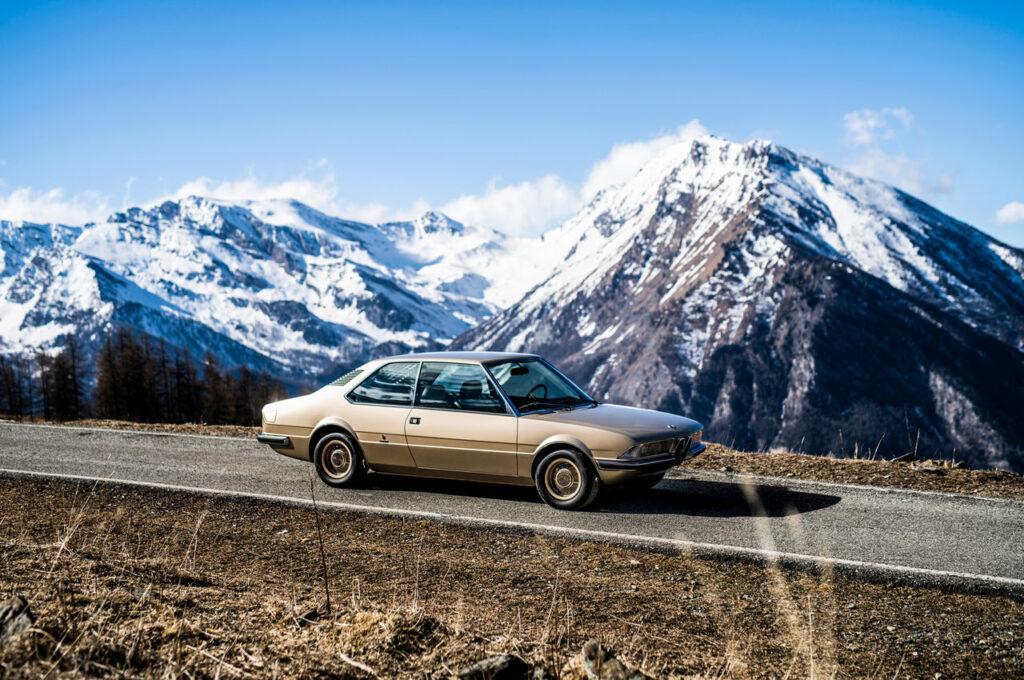 BMW 2002 ti Garmisch
