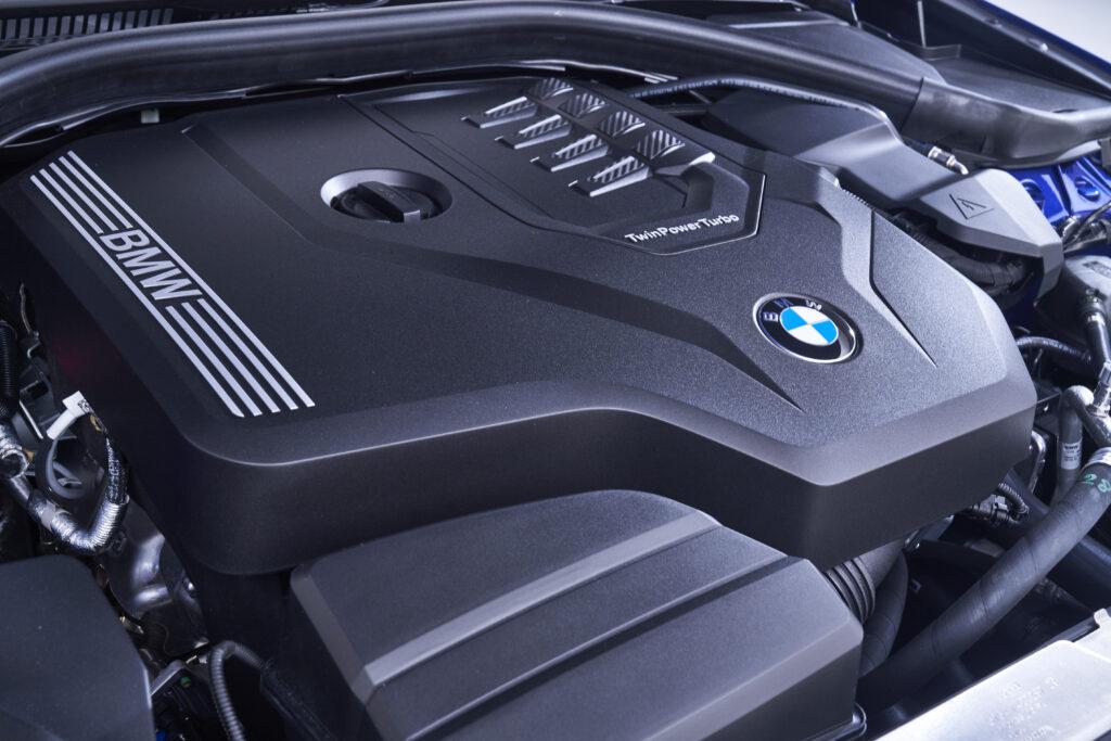 Двигатель BMW G20